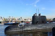 Hilang 3 Hari, Kapal Selam Argentina Sempat Kirim Sinyal
