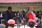 Emmerson Mnangagwa Resmi Menjabat Presiden Zimbabwe