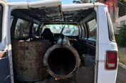 Penyelundup Gunakan Meriam Kirim Narkoba Lewati Perbatasan Meksiko-AS