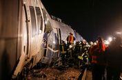 Tabrakan Kereta di Jerman, 47 Orang Terluka