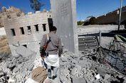 Serangan Udara Koalisi Arab Saudi Sasar Televisi Houthi, 4 Orang Tewas