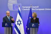 Diplomat Uni Eropa Kutuk Serangan kepada Yahudi di Seluruh Dunia, Tapi...