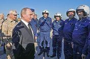 Militer Rusia Siaga dari Kemungkinan Kembalinya Anggota ISIS