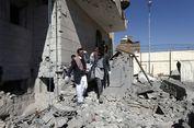 Koalisi Pimpinan Arab Saudi Serang Penjara Houthi, 12 Orang Tewas