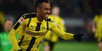 Gol Semata Wayang Aubameyang Antar Dortmund Raih Kemenangan