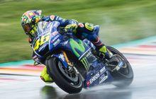 Rossi Lega Bisa Finis Kelima di GP Jerman