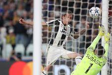 Rekor di Balik Terhentinya Catatan 'Clean Sheet' Juventus