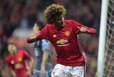 'Fellaini adalah Pesepak Bola Hebat'