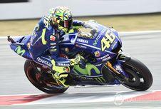 """Mulai Balap di Posisi """"13"""", Ini Kata Rossi"""