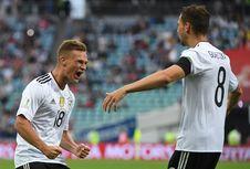 Sebelum Piala Konfederasi, Tak Ada yang Prediksi Jerman Bakal Juara