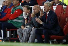 Wenger Sulit Terima Kekalahan Arsenal dari Stoke City