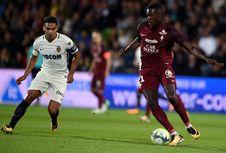 Falcao Bawa AS Monaco Patahkan Rekor Bordeaux di Ligue 1