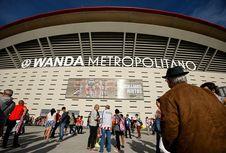 Rekor! Wanda Metropolitano Hadirkan Profit Rp 3,1 Miliar bagi Atletico