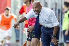 Spalletti Tak Mau Dibandingkan dengan Mourinho