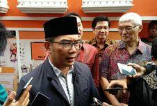 """Ridwan Kamil Pastikan Angkutan """"Online"""" Boleh Beroperasi di Bandung"""
