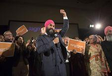 Jagmeet Singh, Kaum Minoritas Pertama yang Pimpin Partai Besar Kanada
