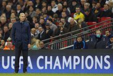 Ini yang Menjadi Sorotan Zidane Setelah Real Madrid Kalah 1-3