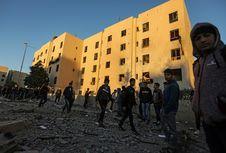 Serangan Udara Israel ke Gaza Tewaskan 2 Warga Palestina