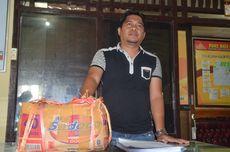 Pria Ini Ditangkap saat Bawa Bahan Peledak ke Atas Kapal