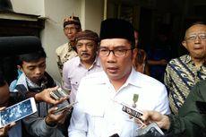 Ridwan Kamil Bingung Cari Dana Kampanye