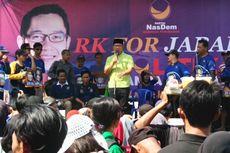Ridwan Kamil: Mau Tasikmalaya seperti Bandung? Makanya Pilih Saya