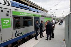 Bawa Pisau ke Stasiun KA Paris, Pria Mali Ditangkap Polisi