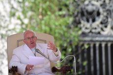 Paus Fransiskus Ikut Bersuara Soal Serangan Bom Truk di Kabul