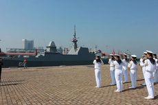 Untuk Latihan Perang Bersama, Singapura Kirim Kapal Perusak ke China