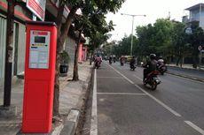 Juli-Agustus, Mesin Parkir Elektronik di Bandung Mulai Beroperasi