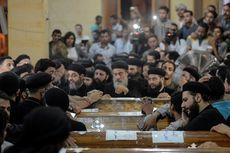 ISIS Klaim Dalangi Penembakan yang Tewaskan 29 Umat Koptik Mesir