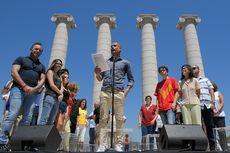 Pep Guardiola Ajak Dunia Internasional Dukung Referendum Catalonia