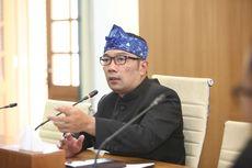 Survei: Popularitas dan Elektabilitas Ridwan Kamil di Jawa Barat Anjlok