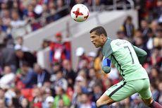 Taktik Cile Menangkal Ronaldo