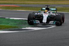 Hamilton Juarai GP Inggris Empat Kali Beruntun