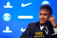 Neymar Disejajarkan dengan Pengkhianatan Luis Figo
