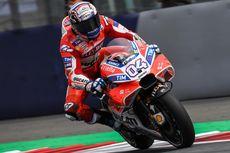 Kalahkan Marquez, Dovizioso Raih Kemenangan Ketiga Musim Ini