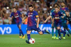 Real Madrid Vs Barcelona, Messi Menjadi Momok di Bernabeu