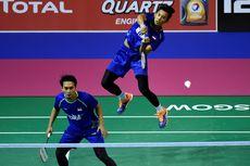 Ahsan/Rian Gagal, Hanya 2 Wakil Indonesia ke Semifinal