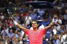 Kalahkan Del Potro, Nadal ke Final