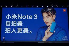 Xiaomi Mi Note 3 Resmi Meluncur, Versi Jumbo Xiaomi Mi 6