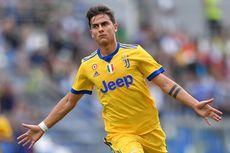 Cetak Gol Lagi, Dybala Catat Rekor di Juventus