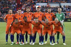 Timnas Belanda Tetap Masuk Kasta Pertama Eropa