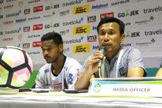 Widodo Syukuri Hasil Imbang di Kandang Persib Bandung