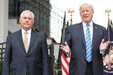 Bersitegang, Presiden Trump Tantang Menlu Tillerson Adu Psikotes