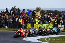 Marquez Merasa Balapan GP Australia Seperti Moto3