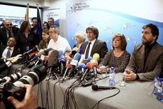 Spanyol Tarik Perintah Penangkapan Eropa kepada Pemimpin Catalonia