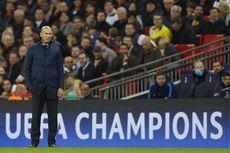Respons Zidane soal Kegagalan Real Madrid Atasi Bilbao