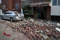 1.500 Warga Korsel Mengungsi akibat Gempa Berkekuatan M 5,4