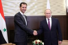 Putin Ajak Trump Diskusikan Hasil Pertemuan dengan Assad