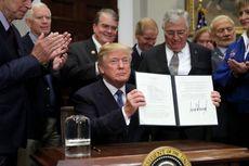 Trump Minta NASA Kirim Astronaut Lagi ke Bulan